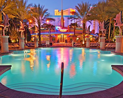 Pool Party and Nightclub Arrests in Las Vegas