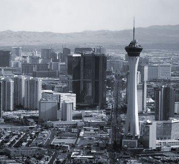 las vegas city scape