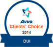 avvo clients choice 2014 dui