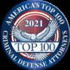 Top 100 Criminal Defense Attorney 2021
