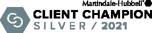 Joel Mann Client Champion Silver 2021